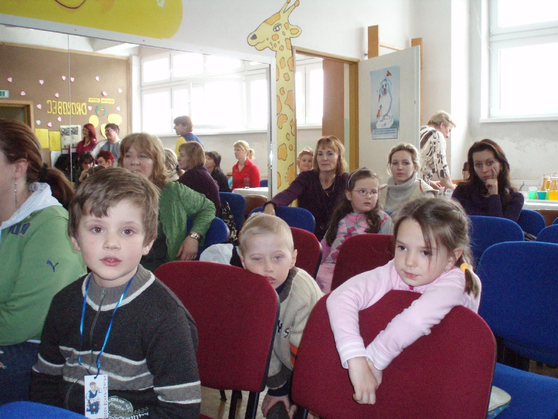Talentárium v cvč – prezentácia talentovaných detí